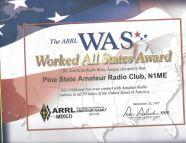 N1ME Club Awards